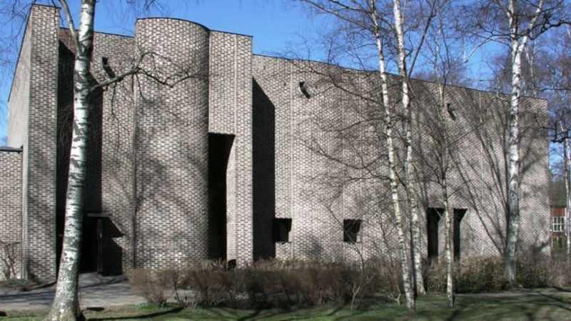 Markus kyrkan