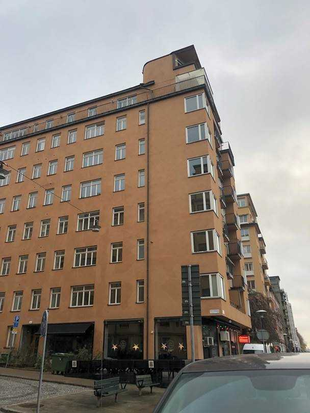 Stambyte 30 lgn centrala Stockholm